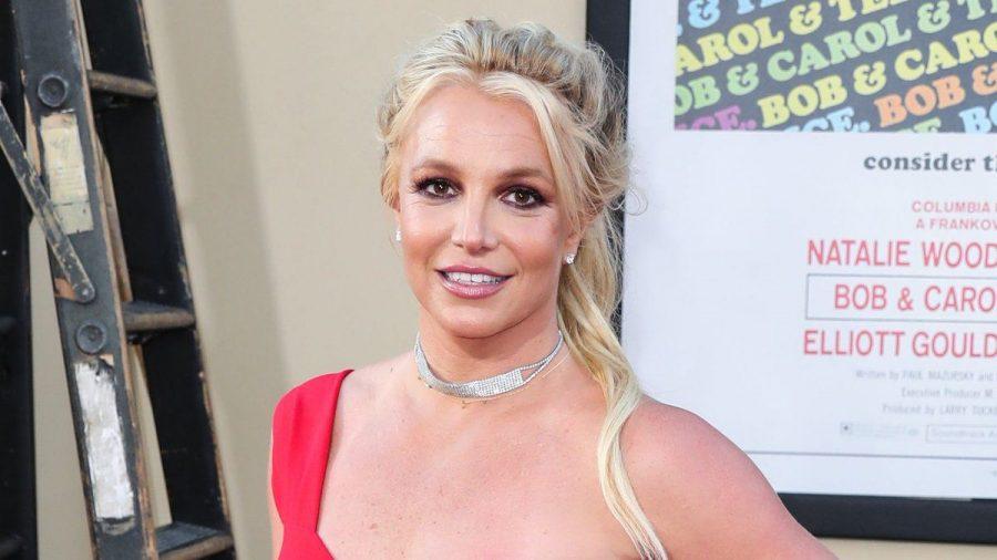 Sängerin Britney Spears hat sich momentan aus dem Rampenlicht zurückgezogen (rto/spot)