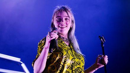 Billie Eilish hat das vierte Lied ihres neuen Albums veröffentlicht. (jru/spot)