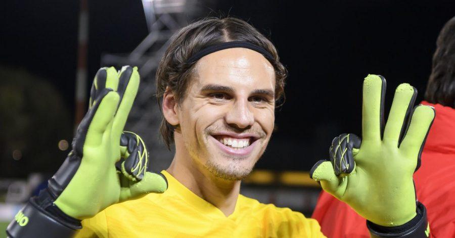 Der Schweizer Fußball-Nationalspieler  Yann Sommer ist zum zweiten Mal Vater geworden.