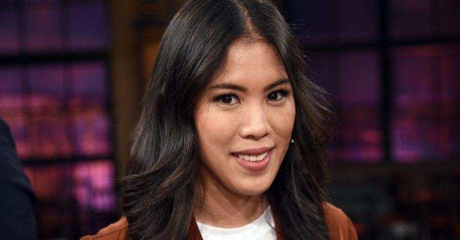 Mai Thi Nguyen-Kim, Moderatorin und Wissenschaftsjournalistin, tritt in der «Carolin Kebekus Show»auf.