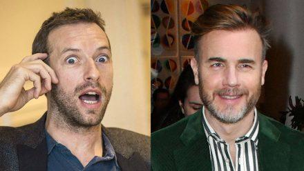 Gary Barlow als neuer Sänger von Coldplay?
