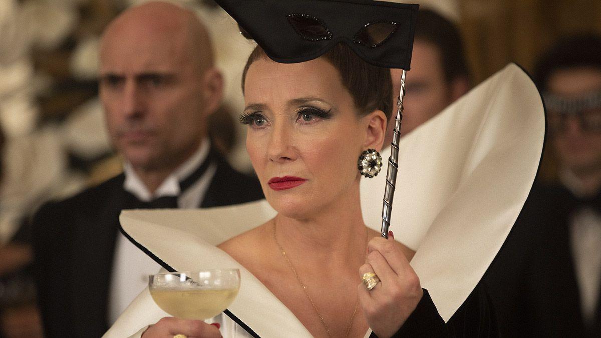 """Emma Thompson in """"Cruella"""": Joan Collins war ihr Vorbild!"""