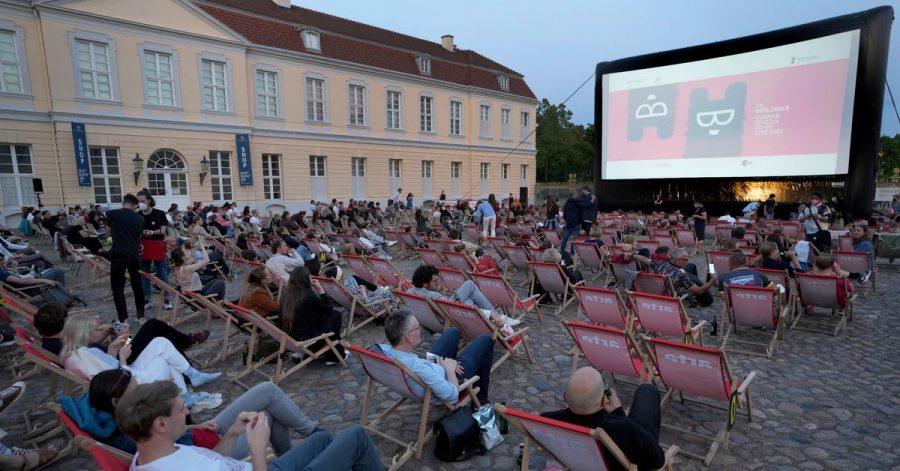 Nach einem digitalen Format im März eröffnet die Berlinale ihr Sommerfestival für das Publikum.