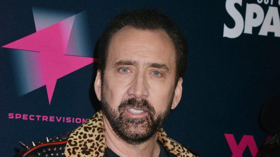 Nicolas Cage auf einem Event in Los Angeles 2020. (nra/spot)