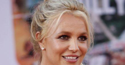 Britney Spears in Plauderlaune.
