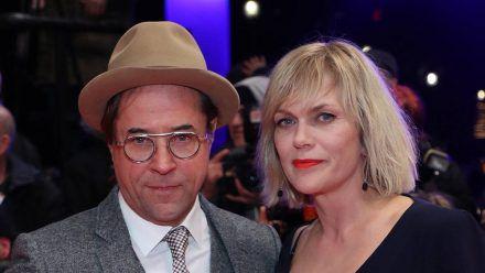 Jan Josef Liefers und Anna Loos, hier auf der Berlinale Anfang 2020 (wue/spot)