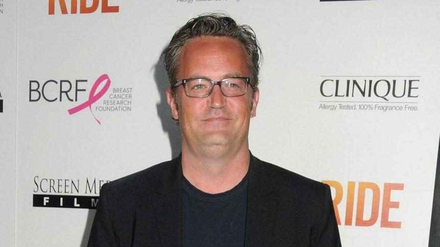"""Schauspieler Matthew Perry verkörperte in der Sitcom """"Friends"""" (1994-2004) Chandler Bing. (eee/spot)"""