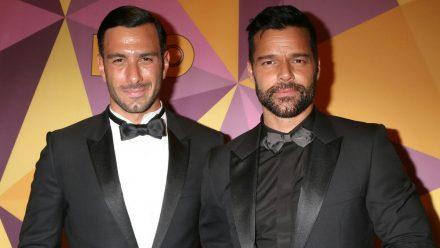 Ricky Martin (r.) und Jwan Yosef genießen ihr Familienleben. (jom/spot)