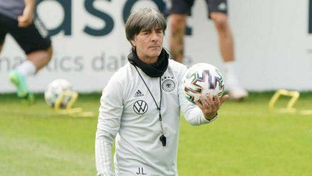 """Joachim """"Jogi"""" Löw startet in seine letzte Fußball-Europameisterschaft als Bundestrainer. (ili/spot)"""