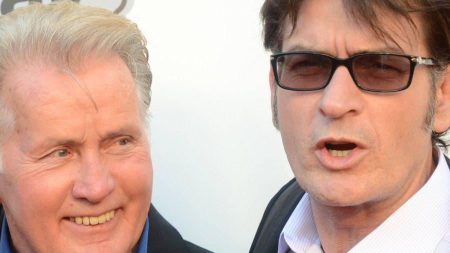 Schauspieler Charlie Sheen trat beruflich in die Fußstapfen seinen Vaters Martin. (hub/spot)