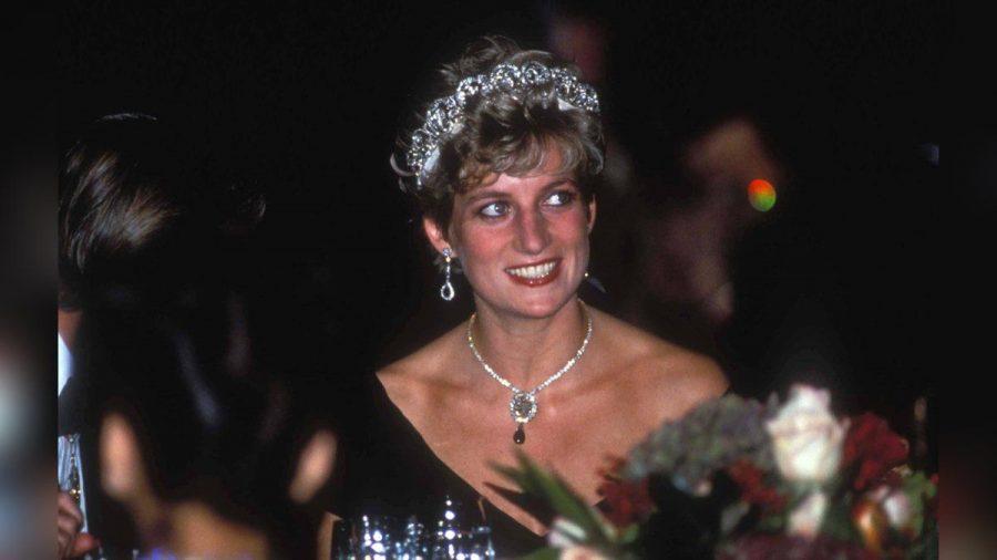 Prinzessin Diana während einer Tour durch Kanada 1991. (nra/spot)
