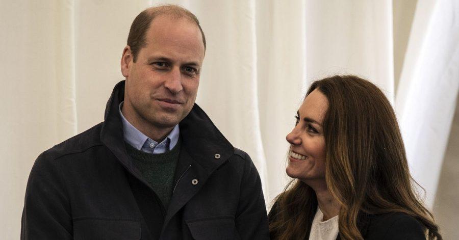 Kate, Herzogin von Cambridge, und Prinz William, Herzog von Cambridge.