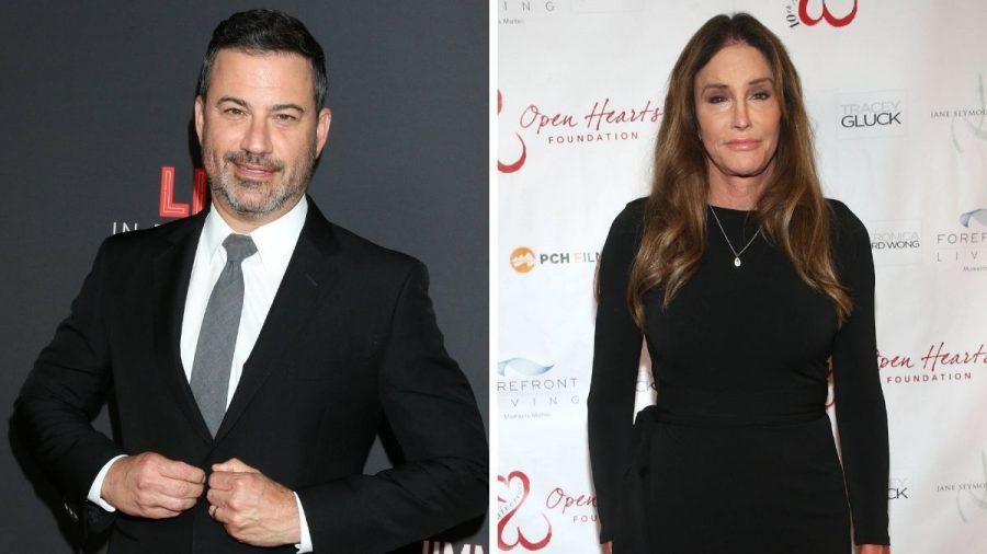 Caitlyn Jenner hat Beef mit Jimmy Kimmel