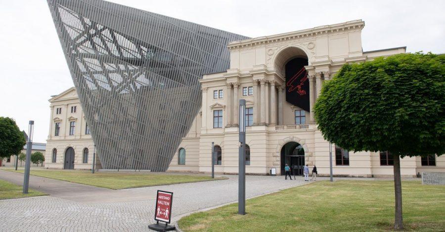 Das Militärhistorische Museum öffnet wieder seine Türen.