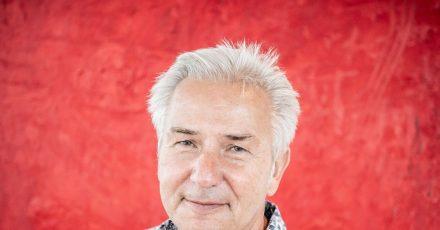 Klaus Wowereit (SPD), ehemaliger Regierender Bürgermeister vor Berlin, im Willy-Brandt-Haus.