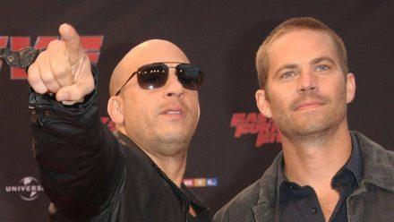 """Vin Diesel (l.) und Paul Walker auf der Deutschlandpremiere von """"Fast & Furious Five"""" (wue/spot)"""