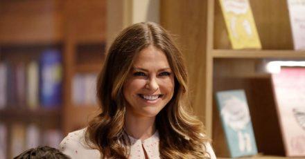Die schwedische Prinzessin Madeleine lebt in den USA.