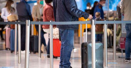 Der EU-Rechnungshofbericht beanstandet, dass die Fluggastrechte während der Corona-Pandemie verletzt wurden.