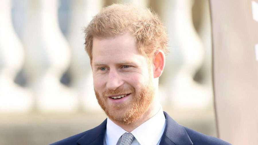 Prinz Harry bei einem Auftritt in London 2020 (hub/spot)