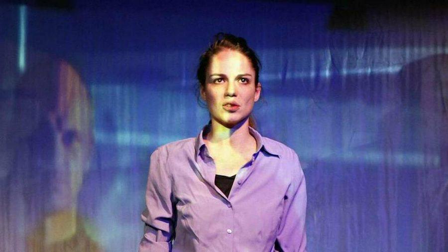 Stella Denis-Winkler war zuvor in Theaterproduktionen zu sehen, wie hier 2014 auf der Vaganten Bühne in Berlin. (jru/spot)