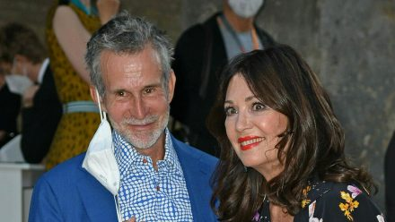 Iris Berben und Ulrich Matthes bei der Eröffnung des Sommer Specials der Berlinale. (dr/spot)