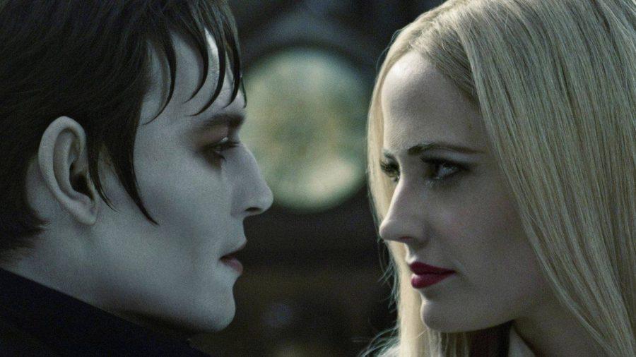 "Johnny Depp und Eva Green in ""Dark Shadows"" (wue/spot)"