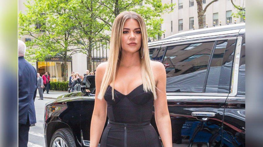 Khloe Kardashian 2017 in New York City. (nra/spot)