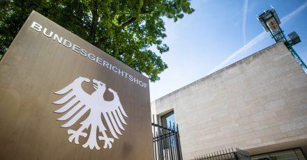 Der Bundesgerichtshof (BGH) in Karlsruhe.