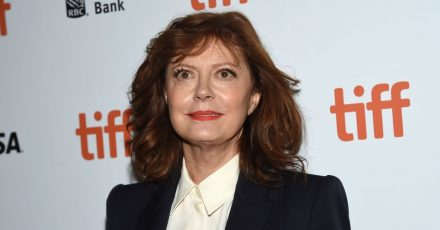 Susan Sarandon (2018).