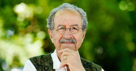 Schriftsteller und mündlicher Erzähler: Rafik Schami wird 75.