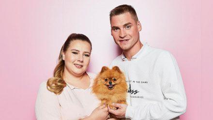 """Auch Sarafina und Peter sind Teil der RTLzwei-Doku-Soap """"Die Wollnys - Eine schrecklich große Familie"""". (eee/spot)"""