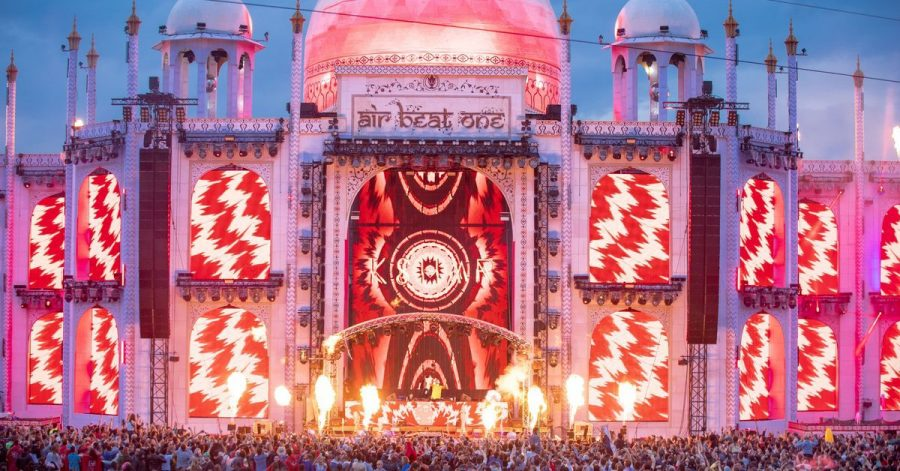 """Das Elektro-Festivals """"Airbeat One"""" ist eines der größten elektronischen Musikfestivals Norddeutschlands."""