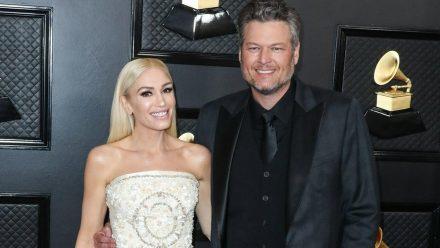 Gwen Stefani und Blake Shelton bei einem Event in Los Angeles 2019. (nra/spot)