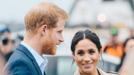 Harry und Meghan auf ihrer Neuseeland-Reise 2018. (nra/spot)
