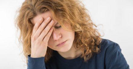 Angst vor Ansteckung und fehlende soziale Kontakte: Im Corona-Jahr 2020 befanden sich laut TK-Gesundheitsreport viele Menschen in einem Stress-Zustand.