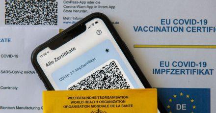 Ende Juni sollen auch Genesene mit Impfung ihren Schutzstatus digital nachweisen können.