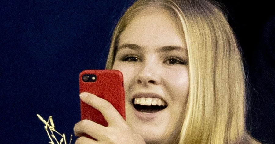 Prinzessin Amalia der Niederlande will sich nach dem Abitur erst einmal die Welt angucken und dann studieren.