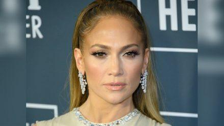 Jennifer Lopez, hier auf einem Event im vergangenen Jahr, wird die Hauptrolle in einem neuen Sci-Fi-Film spielen (wue/spot)