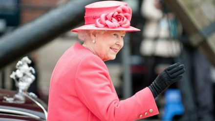 Die Queen soll ihre Urenkelin Lili bereits kennengelernt haben. (jom/spot)