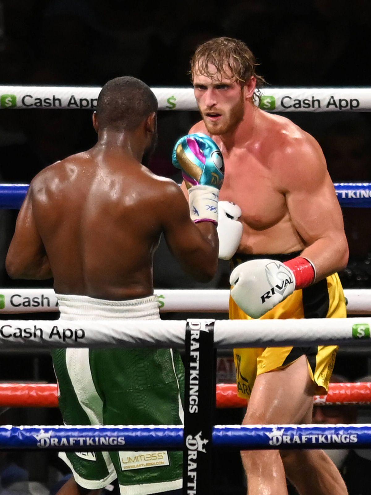 Youtuber Logan Paul trifft auf Box-Legende Floyd Mayweather