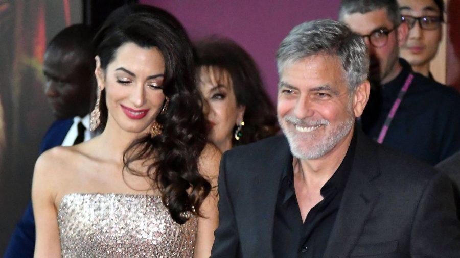 George Clooney ist offenbar ein sehr lustiger Papa