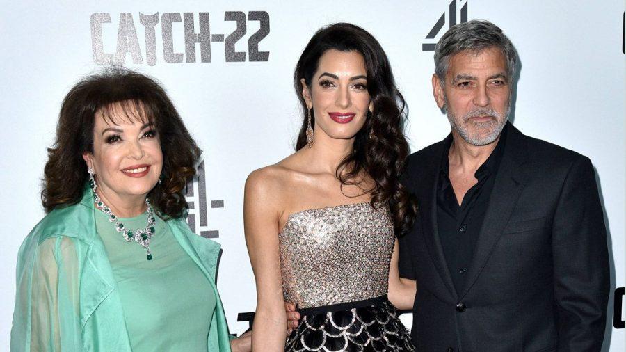 George und Amal Clooney: Mit den Zwillingen ab nach Italien