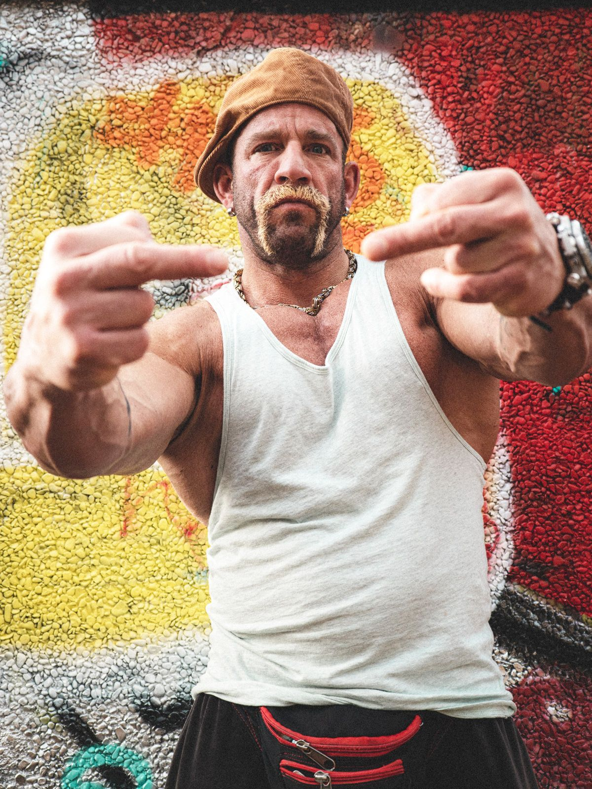 Hollywood-Matze: Alles über den Hamburger Hulk Hogan