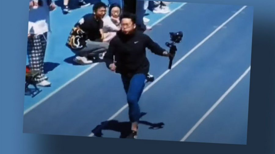 Video: Dieser Kameramann lässt 7 Sprinter megaalt aussehen