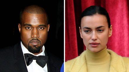 Kanye West: Mit Irina Shayk in Frankreich gesichtet?