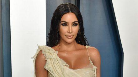 Kim Kardashian zeigt diese neue Familienfoto - ohne Kanye