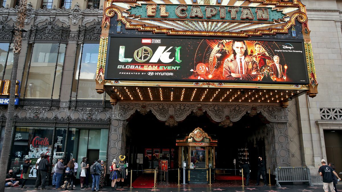 """Disney-Serie """"Loki"""" startet: Endlich wieder eine Weltpremiere!"""