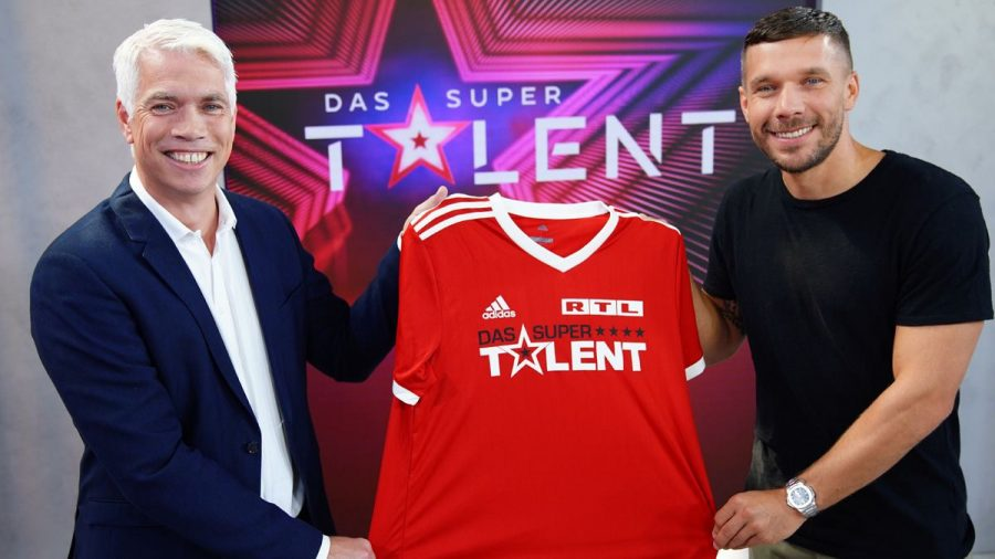 """""""Das Supertalent"""": Lukas Podolski wird Juror"""