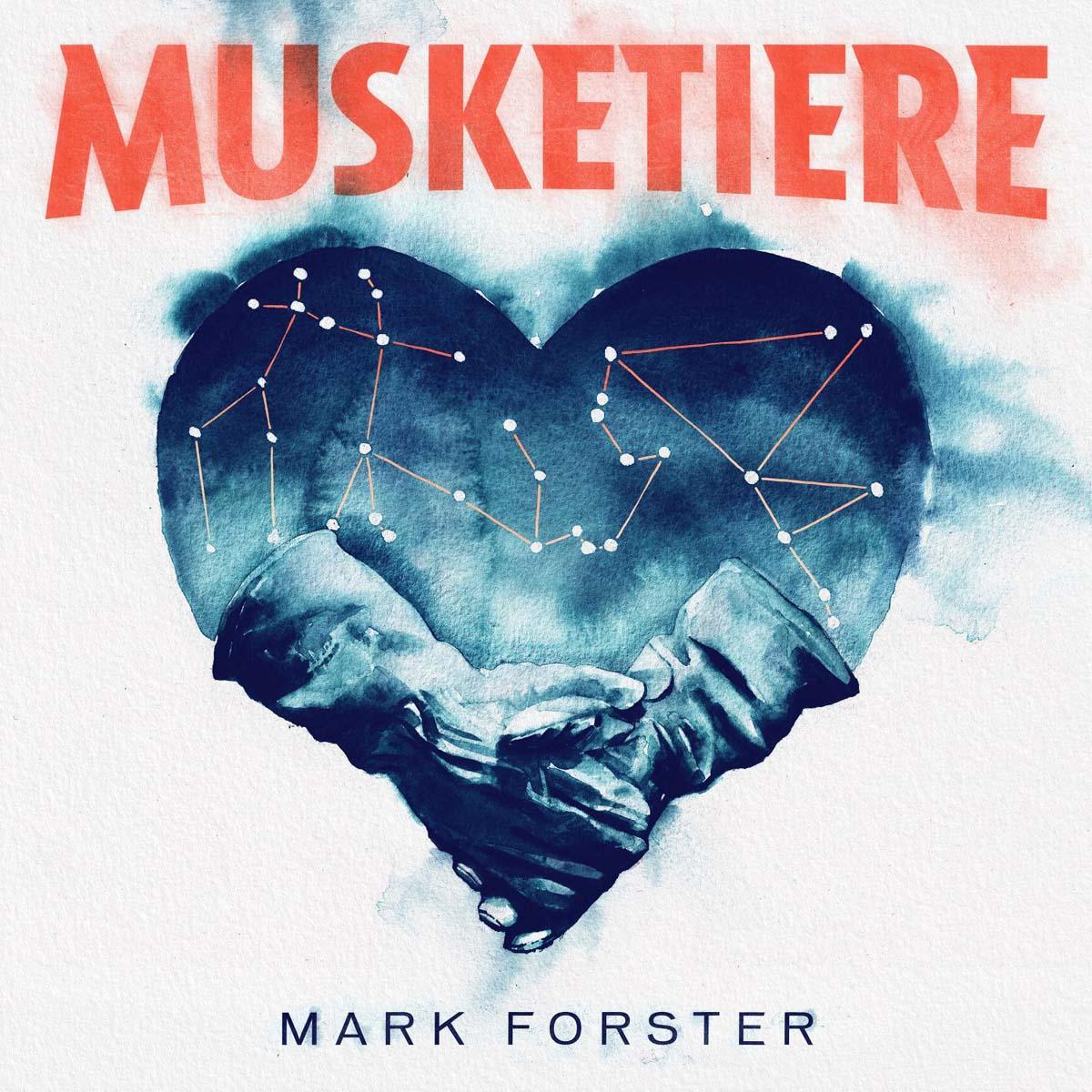 """Mark Forster: Alles über das Album """"Musketiere"""" und die Story hinter dem Cover"""