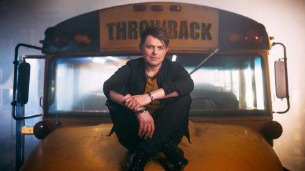 """Michael Patrick Kelly: Das ist sein neuer Song """"Throwback"""""""